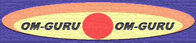 The OM-GURU Logo